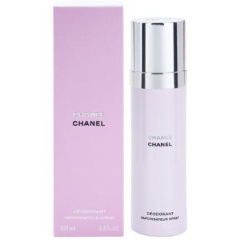 Chanel Chance deospray pentru femei