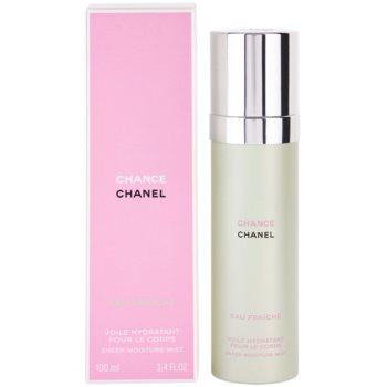 Chanel Chance Eau Fraiche spray de corpo para mulheres