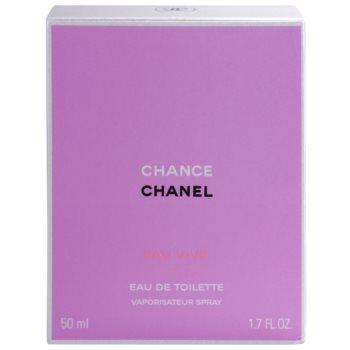 Chanel Chance Eau Vive тоалетна вода за жени 4