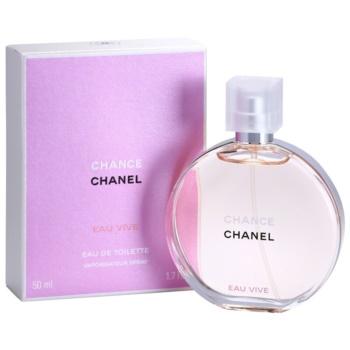 Chanel Chance Eau Vive toaletna voda za ženske 1