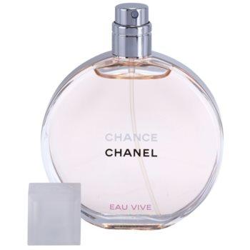 Chanel Chance Eau Vive тоалетна вода за жени 2