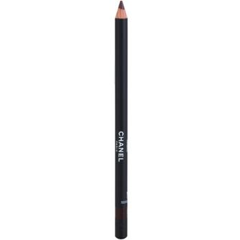 Fotografie Chanel Le Crayon Khol tužka na oči odstín 61 Noir 1,4 g