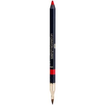 Fotografie Chanel Le Crayon Levres konturovací tužka na rty s ořezávátkem odstín 37 Framboise 1 g