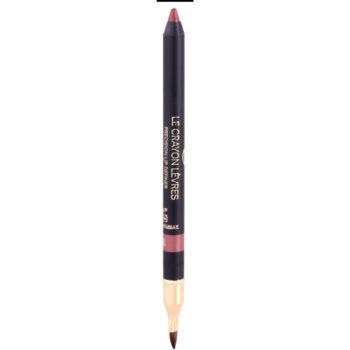 Fotografie Chanel Le Crayon Levres konturovací tužka na rty s ořezávátkem odstín 05 Mordoré 1 g
