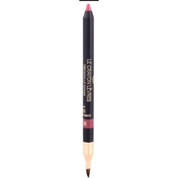 Chanel Le Crayon Levres konturovací tužka na rty s ořezávátkem odstín 32 Pivoine 1 g