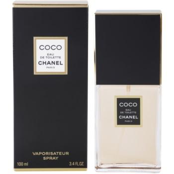 Chanel Coco toaletní voda pro ženy 100 ml