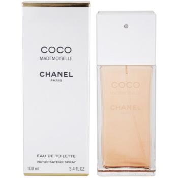 Fotografie Chanel Coco Mademoiselle toaletní voda pro ženy 100 ml