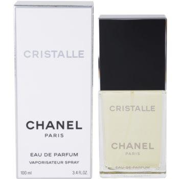 Chanel Cristalle eau de parfum pentru femei 100 ml