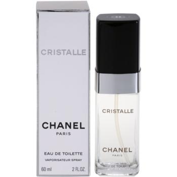 Fotografie Chanel Cristalle toaletní voda pro ženy 60 ml