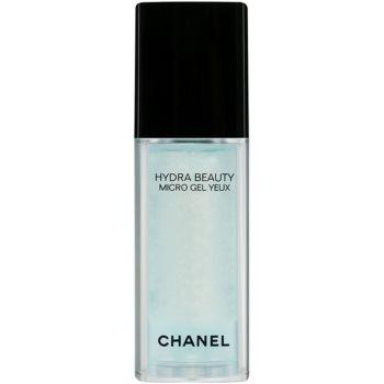 Chanel Hydra Beauty gel pentru ochi de netezire cu efect de hidratare