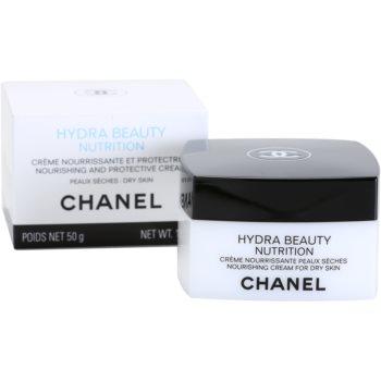 Chanel Hydra Beauty nährende Crem für sehr trockene Haut 1