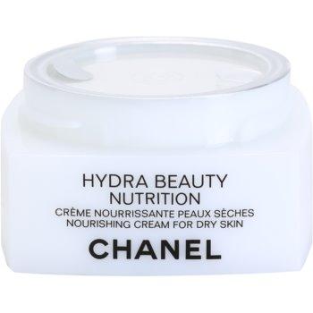 Chanel Hydra Beauty nährende Crem für sehr trockene Haut 2