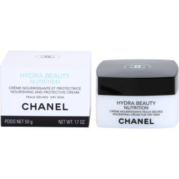 Chanel Hydra Beauty nährende Crem für sehr trockene Haut 3