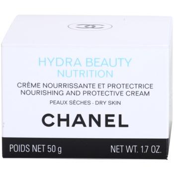 Chanel Hydra Beauty nährende Crem für sehr trockene Haut 4