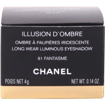 Chanel Illusion D'Ombre oční stíny 4