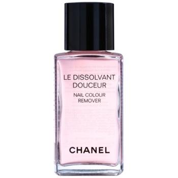Chanel Le Dissolvant Douceur dizolvant pentru oja cu ulei de argan