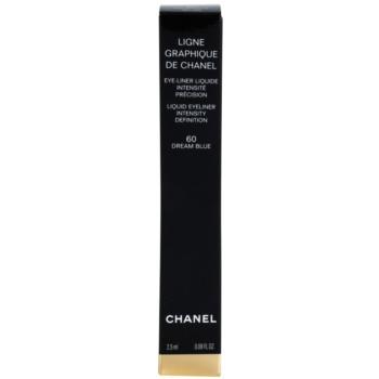Chanel Ligne Graphique De Chanel dolgoobstojno vodoodporno črtalo za oči 3