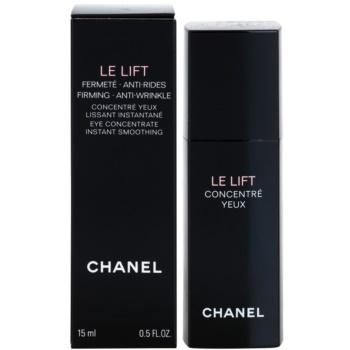 Chanel Le Lift ser pentru ochi pentru protectia tenului 2