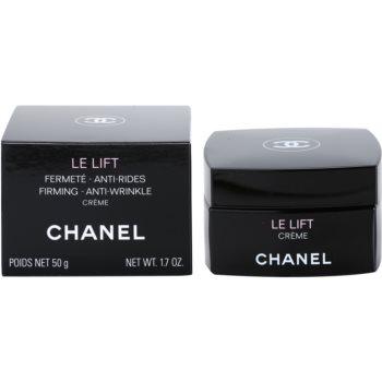 Chanel Le Lift zpevňující krém s vypínacím účinkem pro všechny typy pleti 3