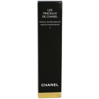 Chanel Les Pinceaux pensula pentru pudra 2