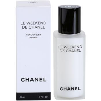 Chanel Le Weekend De Chanel Wochenend-Pflege für die Regeneration der Haut 3