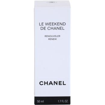 Chanel Le Weekend De Chanel Wochenend-Pflege für die Regeneration der Haut 4