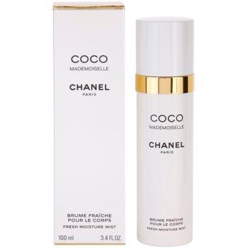 Chanel Coco Mademoiselle spray pentru corp pentru femei 100 ml