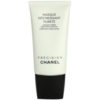 Chanel Précision Masque Reinigungsmaske für fettige und Mischhaut