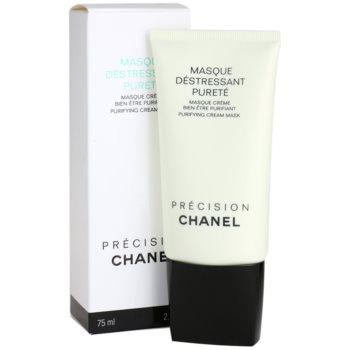 Chanel Précision Masque Reinigungsmaske für fettige und Mischhaut 1