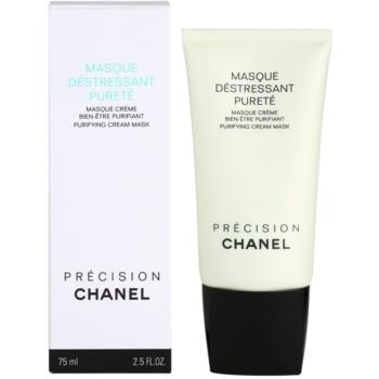 Chanel Précision Masque Reinigungsmaske für fettige und Mischhaut 2