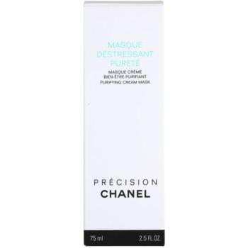 Chanel Précision Masque Reinigungsmaske für fettige und Mischhaut 3