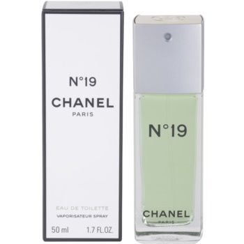 Chanel No.19 eau de toilette pentru femei 50 ml