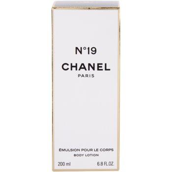 Chanel No.19 Körperlotion für Damen 3