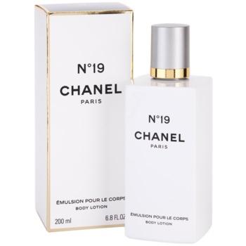 Chanel No.19 Körperlotion für Damen 1