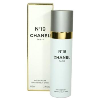 Chanel No.19 deodorant Spray para mulheres