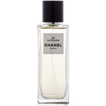 Chanel Les Exclusifs De Chanel: 28 La Pausa eau de toilette pentru femei 75 ml