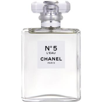 Chanel No. 5 L´Eau eau de toilette pentru femei 100 ml