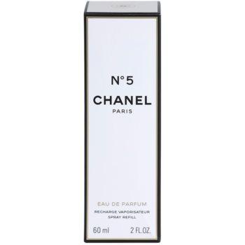 Chanel No.5 parfémovaná voda pro ženy  náplň s rozprašovačem 4