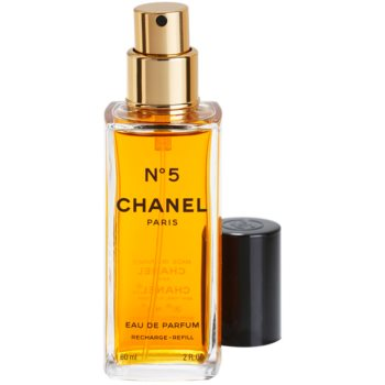 Chanel No.5 parfémovaná voda pro ženy  náplň s rozprašovačem 3
