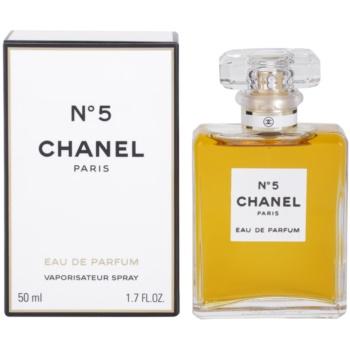 Chanel No.5 eau de parfum pentru femei 50 ml