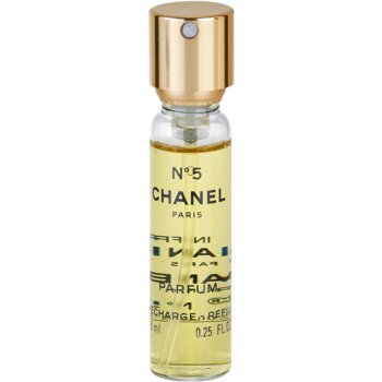 Chanel No.5 Perfume for Women  Refill With Atomizer 2