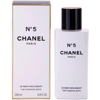 Chanel No.5 produse pentru baie pentru femei 200 ml