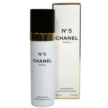 Fotografie Chanel N° 5 deodorant s rozprašovačem pro ženy 100 ml