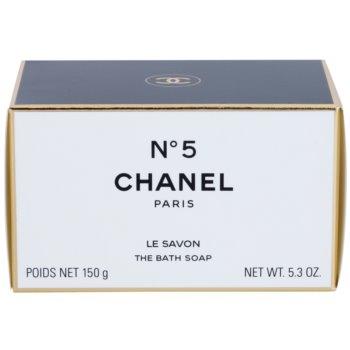 Chanel No.5 sabonete perfumado para mulheres 1