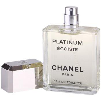 Chanel Egoiste Platinum Eau de Toilette para homens 3