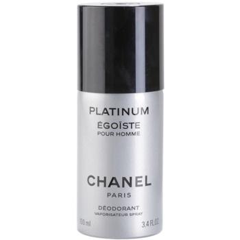 Fotografie Chanel Egoiste Platinum deospray pro muže 100 ml