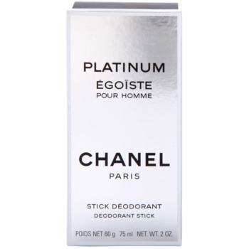 Chanel Egoiste Platinum deo-stik za moške 3