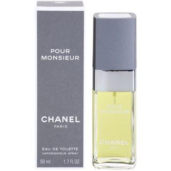 Chanel Pour Monsieur eau de toilette pentru barbati 50 ml