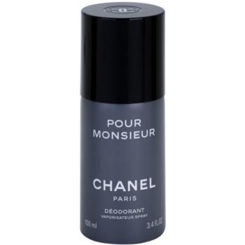 Chanel Pour Monsieur deospray pentru barbati 100 ml
