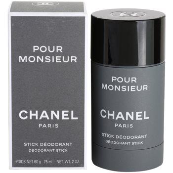 Chanel Pour Monsieur deostick pentru barbati 75 ml